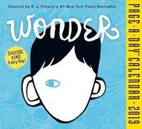 Wonder Page-A-Day Calendar 2019 by R J Palacio