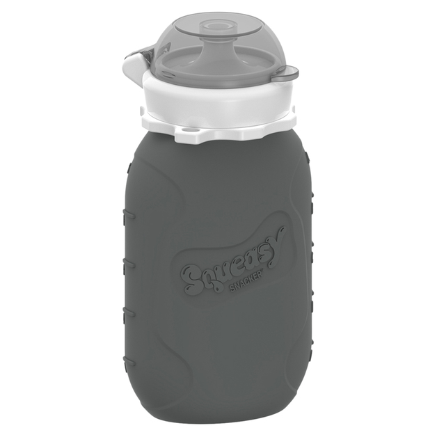 Squeasy Gear Snacker - Grey (180ml)
