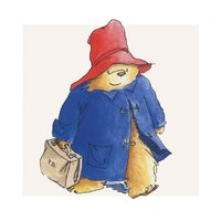 Museums & Galleries: Greeting Card - Paddington Bear