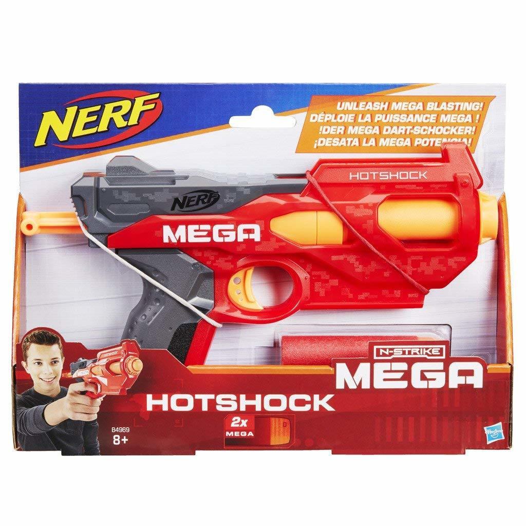 Nerf: N-Strike Mega - Hotshock Blaster image