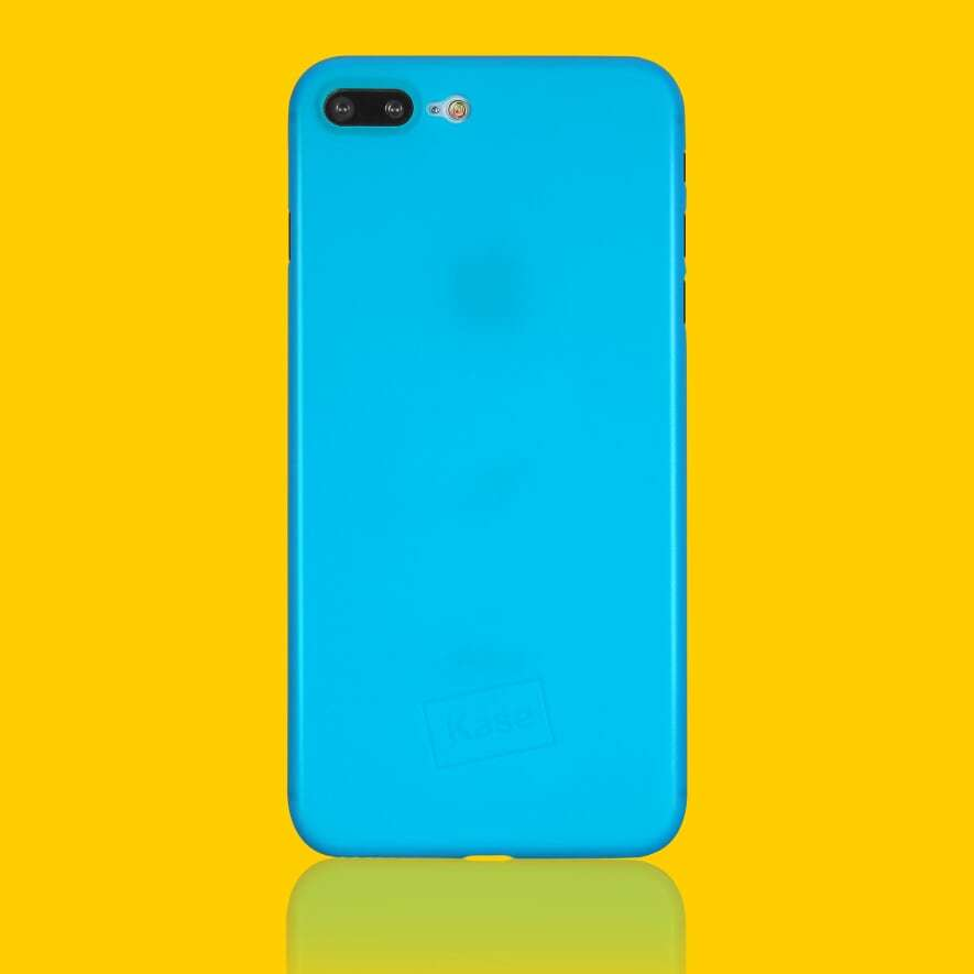 Kase Go Original iPhone 8 Plus Slim Case - Judy Blue Eyes image