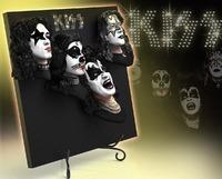 KISS: 3D Vinyl Display - Debut Album