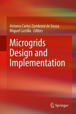 Microgrids Design and Implementation image