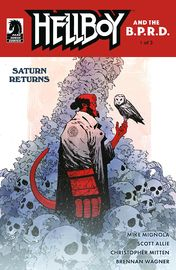 Hellboy and the B.P.R.D. - Saturn Returns #1 (Cover A) by Mike Mignola image