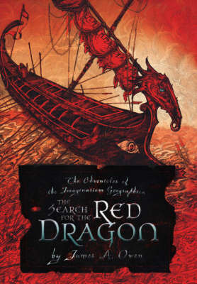 Search for the Red Dragon by James A Owen image