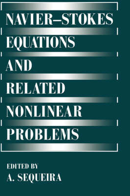 Navier-Stokes Equations and Related Nonlinear Problems image