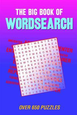 The Big Book of Wordsearch image