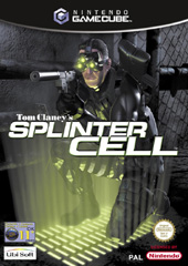 Tom Clancy's Splinter Cell for GameCube