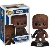 Star Wars Chewbacca Pop! Vinyl Bobble Head Figure