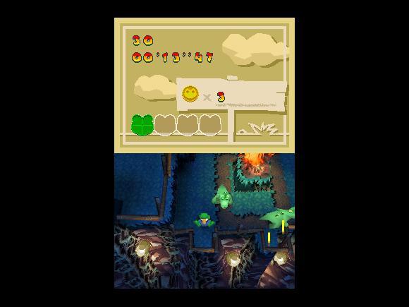 Frogger: Helmet Chaos for Nintendo DS image