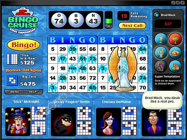 Saints and Sinners Bingo (TK play) for PC image