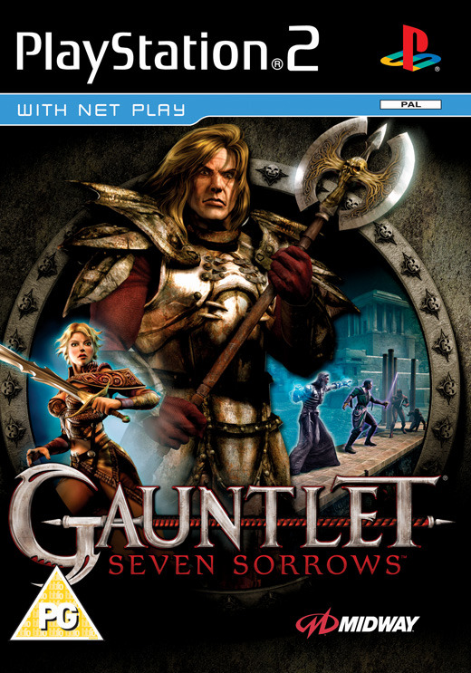Gauntlet: Seven Sorrows for PlayStation 2