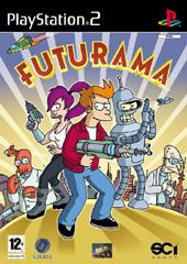 Futurama for PlayStation 2