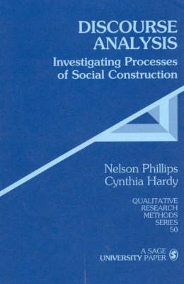 Discourse Analysis by Nelson Phillips