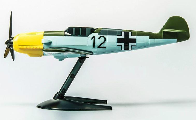 Airfix Quickbuild Messerschmitt 109 Model Kit image