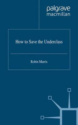 How to Save the Underclass by Robin Marris image