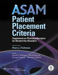 ASAM Patient Placement Criteria: Supplement on Pharmacotherapies for Alcohol Use Disorders image
