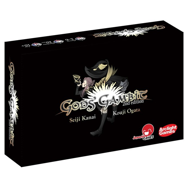 Gods Gambit - Card Game