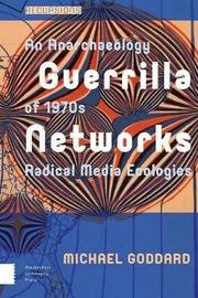 Guerrilla Networks by Michael Goddard