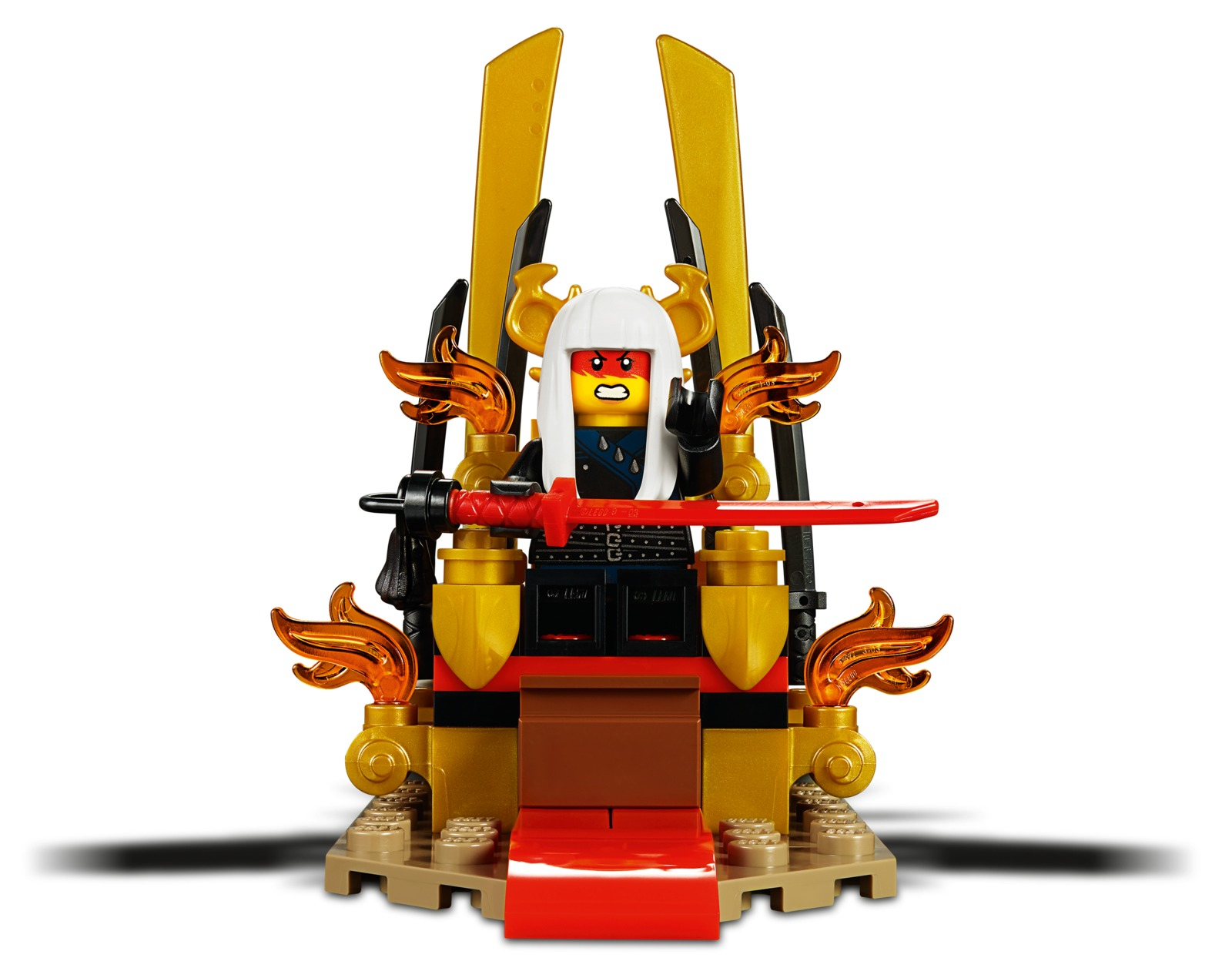 LEGO Ninjago - Throne Room Showdown (70651) image