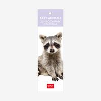 Baby Animals 2019 Bookmark Calendar