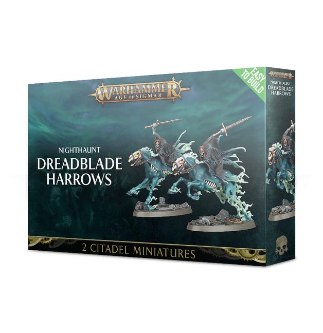 Warhammer Age of Sigmar: Dreadblade Harrows