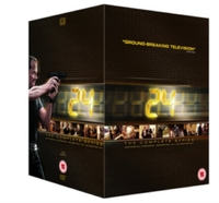 24: The Complete Collection on DVD