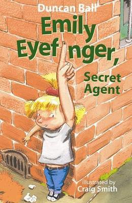 Emily Eyefinger, Secret Agent by Duncan Ball image