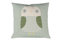 Donna Wilson Cushion - Owl Duck Egg