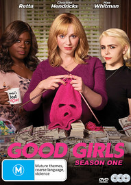 Good Girls Season 1 on DVD