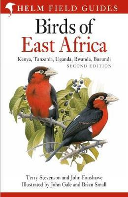 Field Guide to the Birds of East Africa by Terry Stevenson
