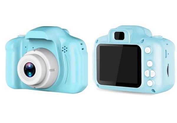 Mini Kid's Digital Video Camera - Blue