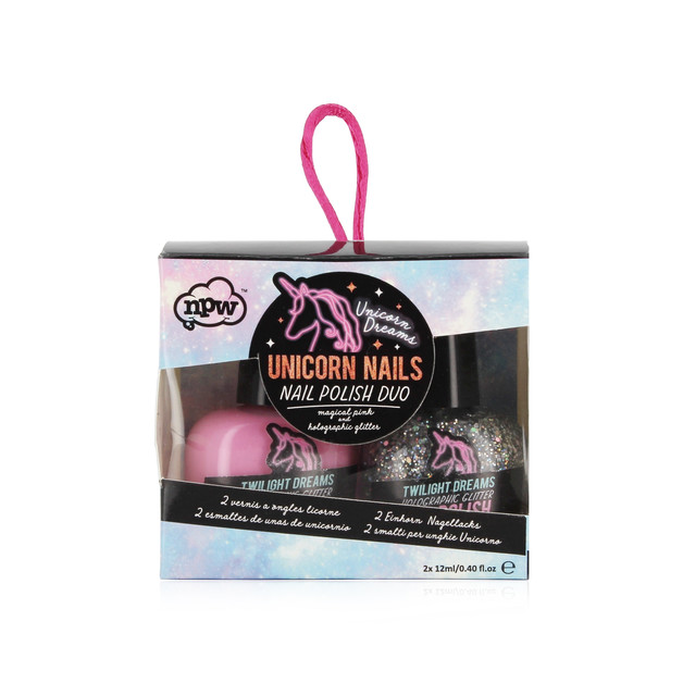 NPW Gifts: Unicorn - Colour Changing Nail Varnish