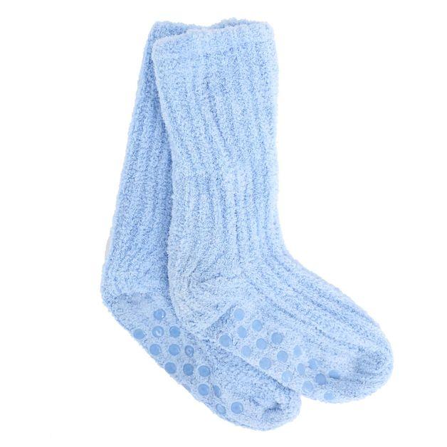 Slumbies: Slumber Sleeper Socks - Womens Blue