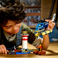 LEGO City: Elite Police Lighthouse Capture - (60274)