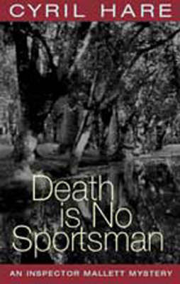 Death is No Sportsman by Cyril Hare image