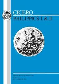 Philippics by Marcus Tullius Cicero