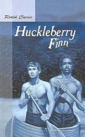 huckleberry finn life on the