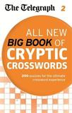 "The Telegraph: All New Big Book of Cryptic Crosswords 2 by ""The Daily Telegraph"""