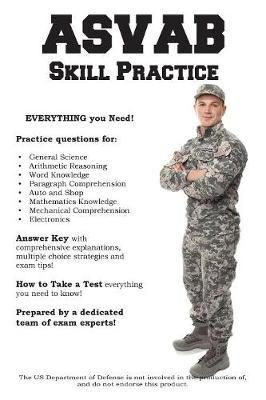 ASVAB Skill Practice by Complete Test Preparation Inc