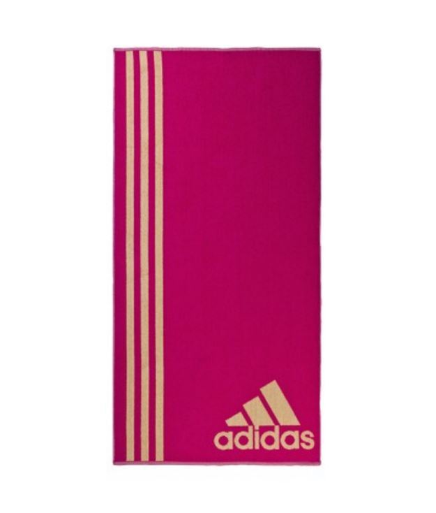Adidas Towel (Pink/Yellow)