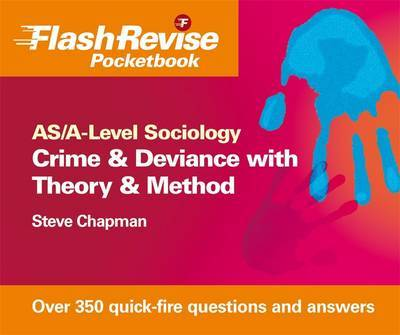 AS/A-level Sociology by Steve Chapman image