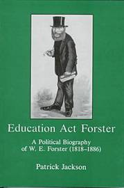 Education Act Forster by Patrick Jackson image