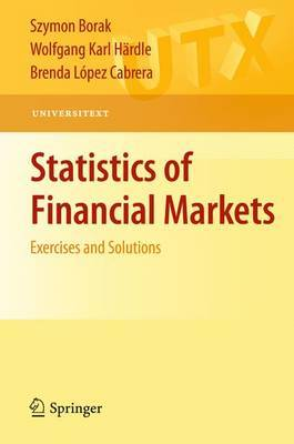 Statistics of Financial Markets by Szymon Borak