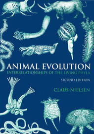 Animal Evolution by Claus Nielsen image