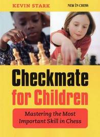 Checkmate for Children by Kevin Stark image