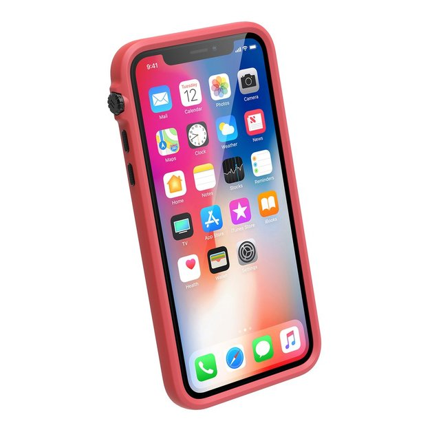 CATALYST Impact Protection case for iPhone 8 Plus (Coral/Black)
