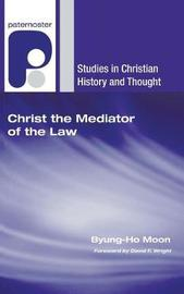 Christ the Mediator of the Law by Byung-Ho Moon image