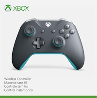 Xbox One Wireless Controller - Grey and Blue for Xbox One image