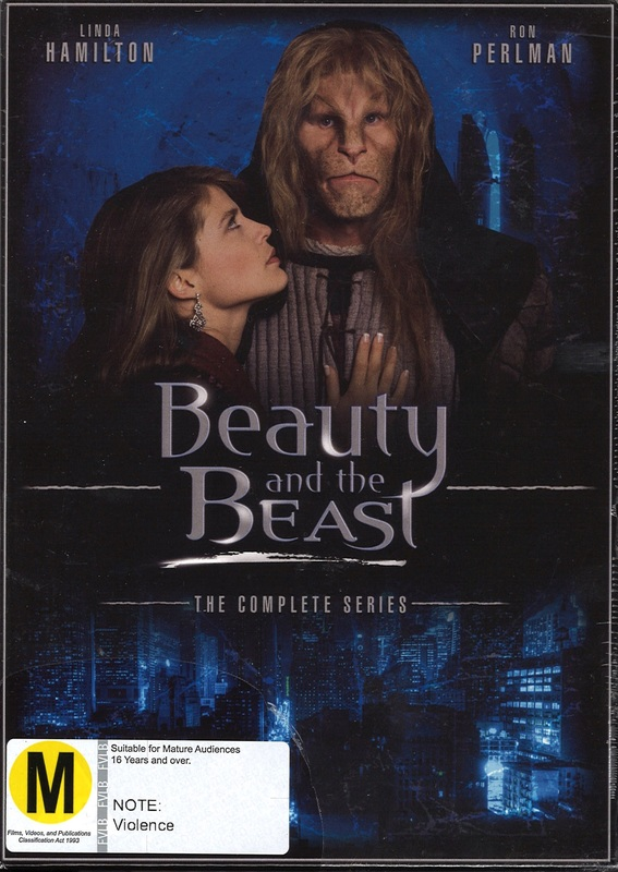 Beauty and the Beast: The Complete Series on DVD
